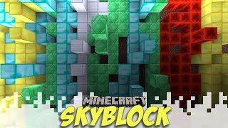 ISLAND LEVEL SECRET REVEALED AND PLANS FOR NEXT SEASON! - Skyblock Season 3 - EP11 (Minecraft Video)