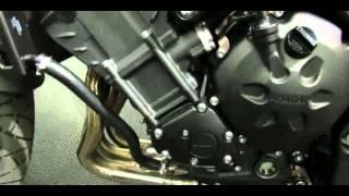 1. 2013 Yamaha FZ8