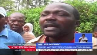 Watu watatu wamenaswa kwa kushukiwa kuwa wezi wa mifugo katika eneo la Gitero, Kaunti ya Nyeri