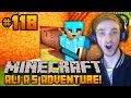 "Minecraft - Ali-A's Adventure #118 - ""SECRET BASE!"""