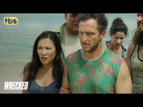Wrecked: Season 2 - Not Pirates | TBS