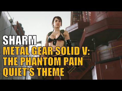Sharm ~ Quiet's Theme (Metal Gear Solid V: The Phantom Pain)