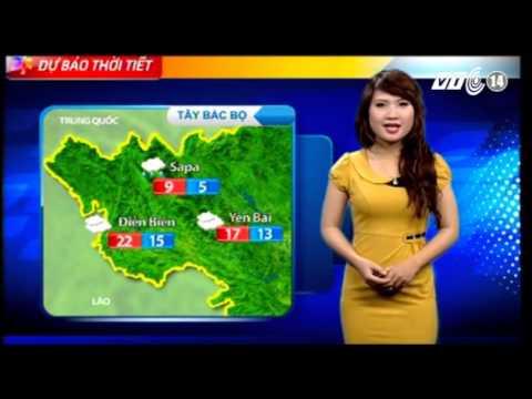 VTC14_Thời tiết sáng_16.01.2013