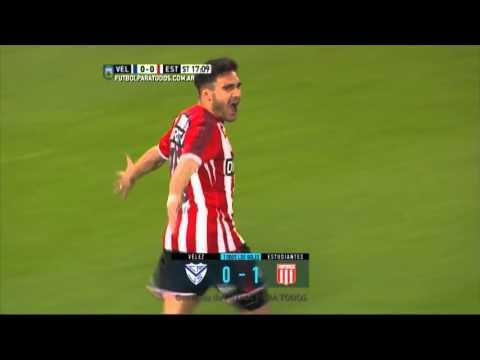Todos los goles. Fecha 25. Primera División 2015.