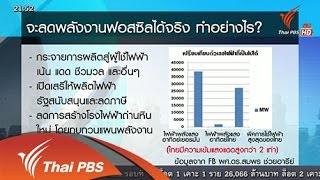 คิดยกกำลัง 2 กับ COMMENTATORS - ข้อเสนอไทย ในข้อตกลง COP21