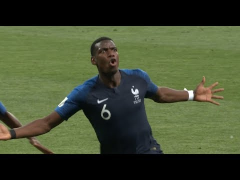 Paul Pogba GOAL ⚽ FRANCE 3-1 CROATIA 🇫🇷 🇭🇷 WC2018 FINAL