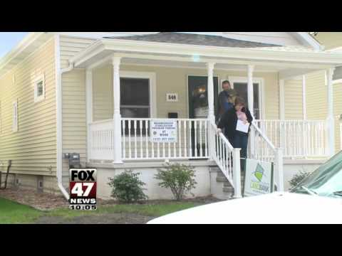 Ingham County Land Bank Showcases 16 Homes