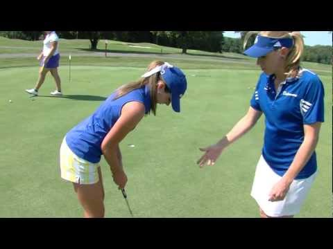 Coach's Quick Tip – Women's Golf – Putting
