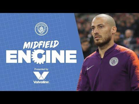 Video: DAVID SILVA | MIDFIELD ENGINE