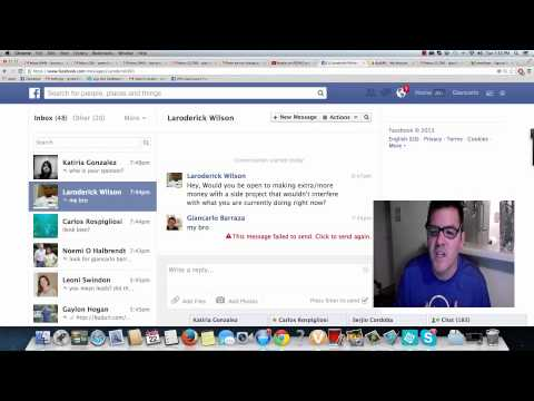 My Online Business Empire – How to make money on facebook Training 4