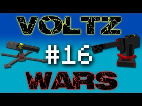 Minecraft Voltz Wars - Penguins, Deer, Squirrels and Bunnies! #16