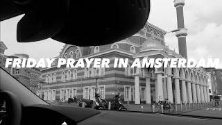Sholat Jum'at di Amsterdam