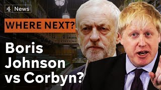 Boris Johnson vs Jeremy Corbyn - where next for Brexit Britain?