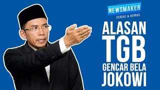 Video Alasan TGB Gencar Bela Jokowi MP3, 3GP, MP4, WEBM, AVI, FLV Maret 2019