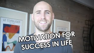 "Join Life Mastery Accelerator:http://lifemasteryaccelerator.com/In this video, I share with you how to motivate yourself for success in life. Everything that we do in life requires motivation. Without it, we wouldn't be able to achieve anything. Motivated people possess sheer determination to do whatever is necessary in order to achieve their goals. Their desire to succeed trumps any challenge that stands in their way. Your beliefs can either strengthen or weaken your motivation. It all comes down to your mindset. Those that possess a fixed mindset believe that if they fail to achieve their goals, it means that they aren't good enough.On the flip side, those who possess a growth mindset views failure as a natural, healthy component of personal growth and development. When you focus on what is good, you will attract good things into your life. When you master your mind, anything in possible. That is how to motivate yourself for success in life.It's the small decisions that you make every day that matter most in life. From the moment that you wake up, make sure that you are engaging in actions that are aligned with your higher self. In the words of Jim Rohn, ""Success is nothing more than a few simple disciplines, practiced every day.""Are you ready to take your motivation to the next level and become all that you aspire to be?★☆★ VIEW THE BLOG POST: ★☆★http://projectlifemastery.com/motivate-yourself-for-success/★☆★ SUBSCRIBE TO ME ON YOUTUBE: ★☆★Subscribe ► http://projectlifemastery.com/youtube★☆★ FOLLOW ME BELOW: ★☆★Blog ► http://www.projectlifemastery.comTwitter ► http://www.projectlifemastery.com/twitterTwitter ► http://www.twitter.com/stefanjames23Facebook ► http://www.projectlifemastery.com/facebookFacebook ► http://www.facebook.com/stefanjames23Instagram ► http://projectlifemastery.com/instagramInstagram ► http://www.instagram.com/stefanjames23Snapchat ► http://projectlifemastery.com/snapchatPeriscope ► http://projectlifemastery.com/periscopeiTunes Podcast ► http://www.projectlifemastery.com/itunes★☆★ MY PRODUCTS & COURSES: ★☆★Life Mastery Accelerator ► http://www.lifemasteryaccelerator.comOnline Business Mastery Accelerator ► http://www.onlinebusinessmasteryaccelerator.comMorning Ritual Mastery ► http://www.morningritualmastery.comAffiliate Marketing Mastery ► http://www.affiliatemarketingmastery.comKindle Money Mastery ► http://www.kmoneymastery.com24 Hour Book Program ► http://www.24hourbook.comKindle Optimizer ► http://www.koptimizer.com★☆★ MERCHANDISE: ★☆★Mastery Apparel ► http://www.masteryapparel.com★☆★ RECOMMENDED RESOURCES: ★☆★http://www.projectlifemastery.com/resourcesIf you found this video valuable, give it a like.If you know someone who needs to see it, share it.Leave a comment below with your thoughts.Add it to a playlist if you want to watch it later.Music Credit:C5 - To The Starsheroboard – free music to free your mind» Twitter: https://twitter.com/heroboard» Spotify: http://sptfy.com/Wdk• C5https://soundcloud.com/cloneman5https://twitter.com/theCloneman5"