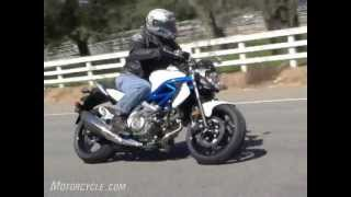 9. 2009 Suzuki Gladius - Suzuki unsheathes the Gladius