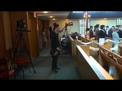 Behind The Scene Live Documentary Wedding Photography (видео)