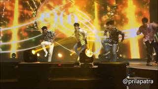 Video EXO - LOTTO / LOUDER - MUSIC BANK JAKARTA - 2 SEP 2017 MP3, 3GP, MP4, WEBM, AVI, FLV Desember 2017