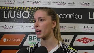 Liu Jo Modena-Legnano 3-2, le parole di Heyrman