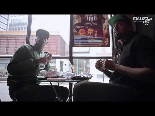 XO MAN VS KODER - #ARMYOFTWO BURRITO CHALLENGE [RWD TV]