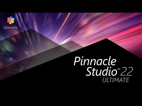 Pinnacle Studio 22 Ultimate (Dutch)