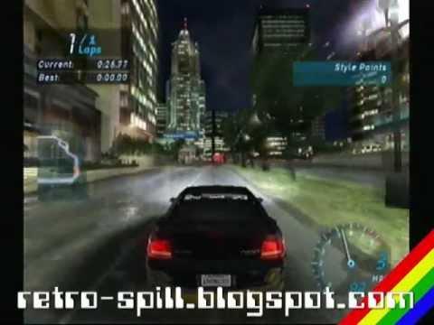 need for speed underground gamecube iso