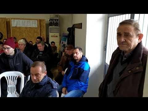 Video - Με μεγάλη συμμετοχή η 1η Συνέλευση Κατοίκων Αγιοφύλλου - VIDEO