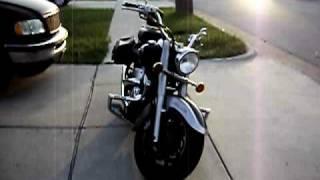 9. My 2004 Yamaha V Star 1100 Classic