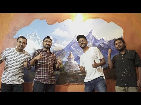(OUR LIVING ROOM PROMOTES TOURISM IN NEPAL (ft. BHITTEKALA) - Duration: 6 minutes, 11 seconds.)