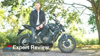 9. 2014 Yamaha MT-07 (FZ-07) bike review