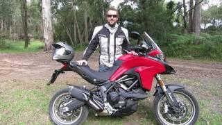 2. Ducati Multistrada 950 Review