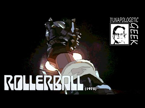 Sci-Fi Classic Review: ROLLERBALL (1975)