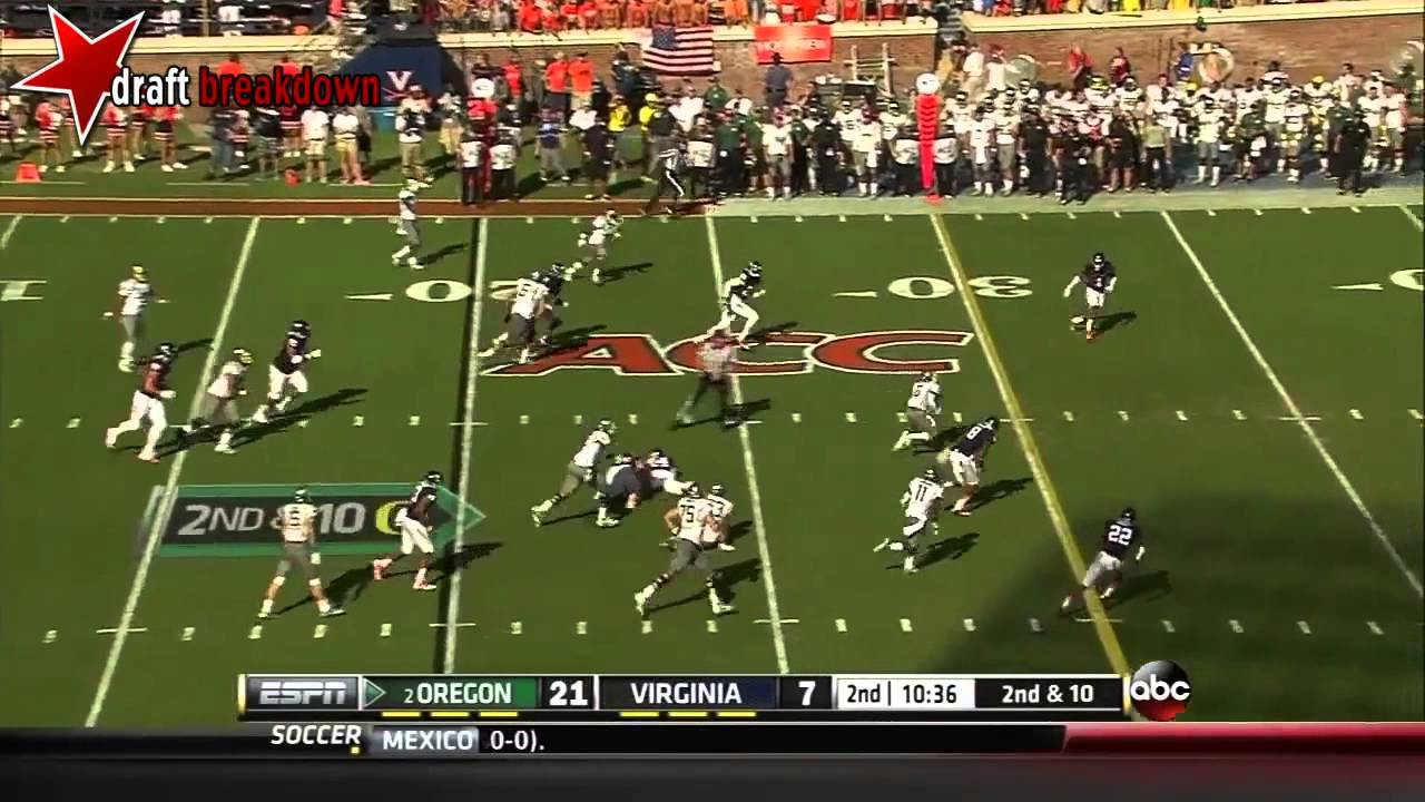 De'Anthony Thomas vs Virginia (2013)