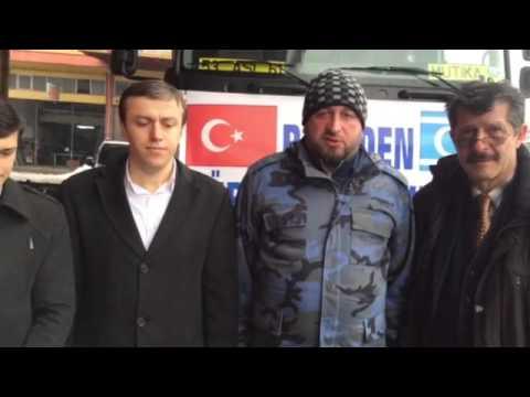 Türkmen Kardeşim Yardım Yolda...