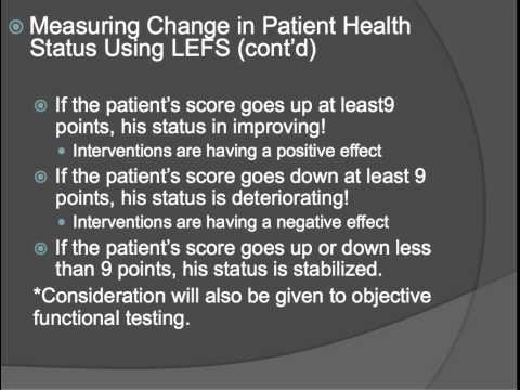 Clinical Outcomes Assessment in Practice