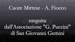 Cuore Mirtese - A. Fiocco