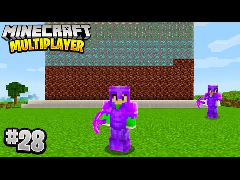 TOO MANY ORES in Minecraft Multiplayer Survival! (Episode 28)