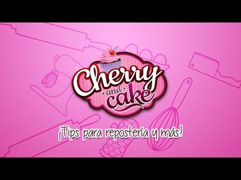 Cherry Tip Matizador sobre Isomalt (видео)
