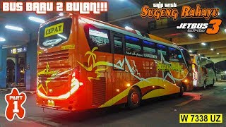 Video BUS PALING BARU DI JALURNYA   trip report bus Sugeng Rahayu patas JETBUS 3 (part 1) MP3, 3GP, MP4, WEBM, AVI, FLV Mei 2019