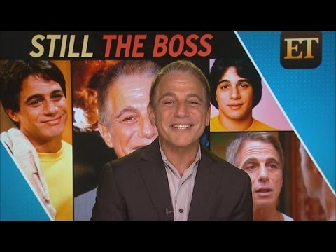 Tony Danza - It's been 30 years since sitcom classic Who's the Boss hit the airwaves (I know! We can't believe it either!) and we're reminiscing with series lead Tony Danza.