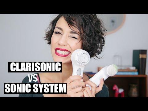 Clarisonic VS Sonic System de Clinique