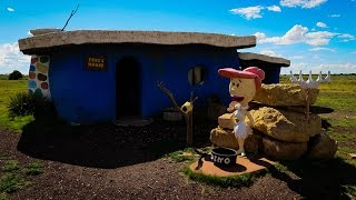 Williams (AZ) United States  city photos gallery : THE FLINTSTONES BEDROCK CITY!! Williams, AZ