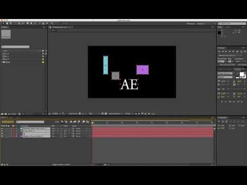 0 Script After effects: allineare layers