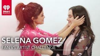 Video Selena Gomez Duels Fan in Selena Trivia | Fan Vs. Artist MP3, 3GP, MP4, WEBM, AVI, FLV Maret 2018