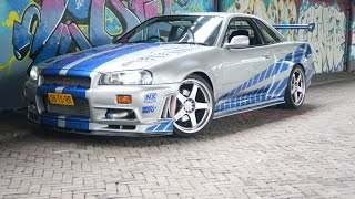 Nonton Taking Paul Walker's Nissan Skyline To A Car Meet in Switzerland Film Subtitle Indonesia Streaming Movie Download