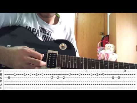 Learn easy guitar songs – We Wish You A Merry Christmas (with tabs)