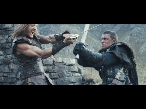 "NORTHMEN - A VIKING SAGA - ""Don't mess with the Northmen"" deutsch"