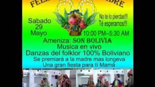 Kameyama-shi Japan  City new picture : Fiesta en el dia de la Madre Boliviana en Japon