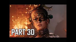 Shadow of the Tomb Raider Walkthrough Part 30 - Crimson Fire (Let's Play Gameplay Commentary)