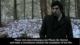 """Trailer for Armenian-American filmmaker Haik Kocharian's film """"Please Be Normal"""""""
